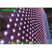 Écran flexible de POT D40mm LED pour l'étape