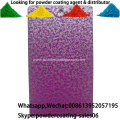 Aluminium Electrostatic Spray Pure Polyester Powder Coating