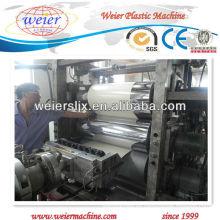 línea de extrusión de banda de borde de PVC de venta caliente