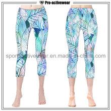 Alta Qualidade Atacado Personalizado Moda Mulheres Yoga Pants