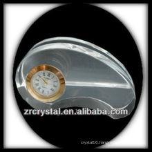 Wonderful K9 Crystal Clock T091