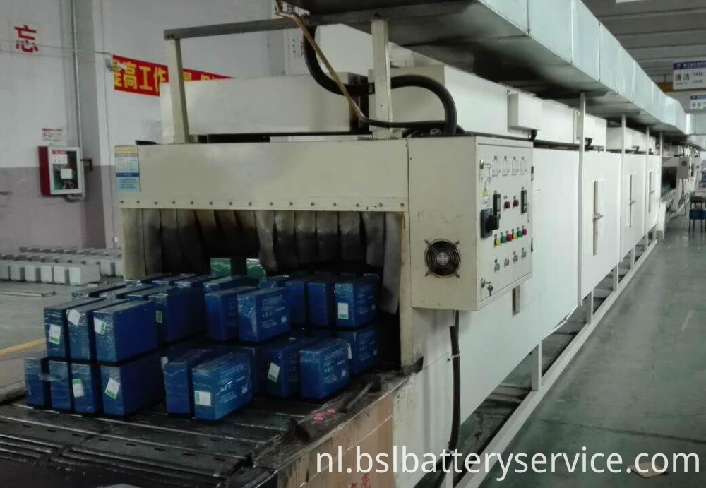 Fully Automatic Glue Drying Machine