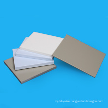0.5-160mm Thickness White ABS Sheet for Furniture