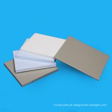 Folha branca do ABS da espessura de 0.5-160mm para a mobília