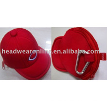 toy hat / small hat / notecase hat / purse hat