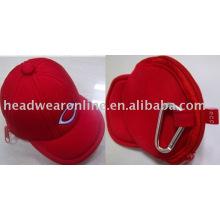 Игрушка шляпа / маленький шляпа / notecase шляпа / кошелек шляпа