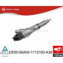 Yuchai YC6G injector G6A00-1112100-A38