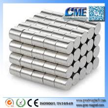 Cylindrical Neodymium Magnets N48 Strength of Neodymium Magnets