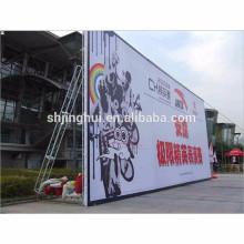 3.2 * 50m eco Lösungsmittel Druckmaterial sterben Banner für Werbung aus