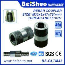 Steel Rebar Connectors /Rebar Couplers