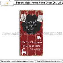 Tableau noire de Noël pour cadeau spécial