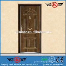 JK-A9041 villa acier bois blindé salle forte porte prix