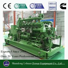 Wechselstrom-dreiphasiger Kohlen-Gasgenerator mit Gasturbine-Maschine