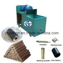 Máquina de briquetaje de biocombustible de venta caliente de Leabon (ZBJ-80)
