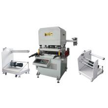 Roll to Roll Kuss Schneidemaschine für Schaum und Backing Paper
