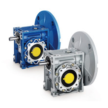 Aluminum  nmrv110 worm gearbox  for greenhouse