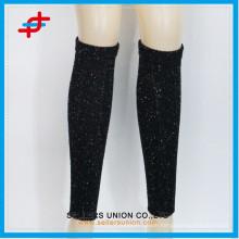2015 Fashion Women Girls Knitted Leg Warmers Acrylic Wool Leggings