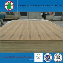 3/4/5 / 6mm madera contrachapada fina para decoración