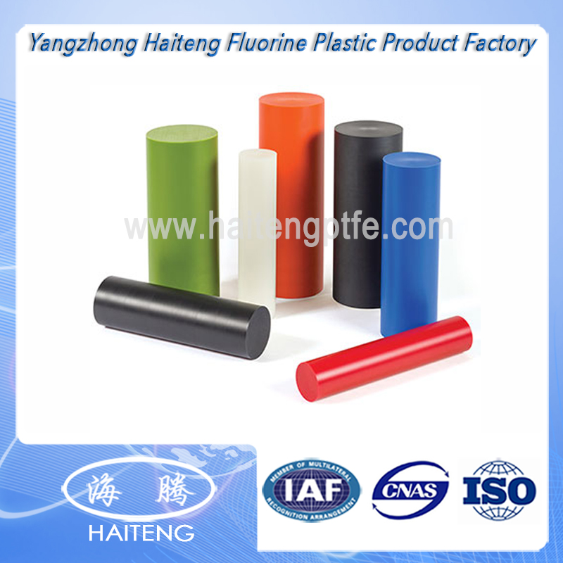 Non-Adhesiveness Plastic Nylon Rod