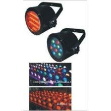 Mini 6x1w rgb geführtes Effektlicht geführtes Regen DMX par Licht, Stadiumslicht