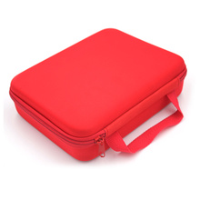 Lleve la caja de herramientas eva para el equipo de almacenamiento