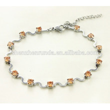 Smart bracelet 2015 stainless steel jewelry bracelet