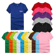 Fabrication T-shirt Dri-Fit personnalisé couleur et logo