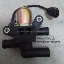 81.61967.0016 válvula de água do aquecedor de caminhão shacman