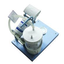 Máquina da sução do pedal do hospital 1000ml