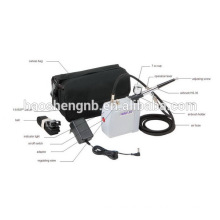 HSENG HS08AC-SKC airbrush makeup kit with bag