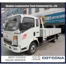 Nueva HOWO cabina individual 95HP 3 Ton Light Truck