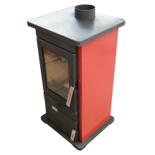 Free Standing Wood Burning Stove, Steel Stove (FL005R)