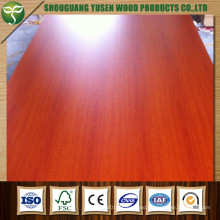 Different Colors of 18mm Melamine MDF