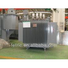 Three phase oil immersed dyn11 or Yyn0 copper winding 33kv 1.5mva transformer