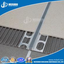 Alliage horizontal en aluminium horizontal Structure structurelle Mouvement Joint