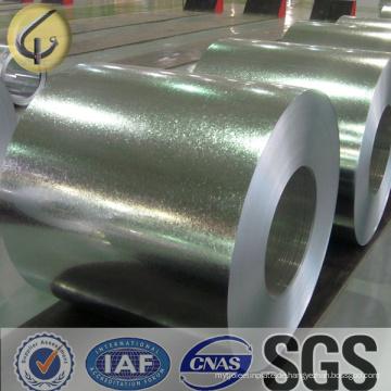 Dx51d Z100 G550/G450 heißen tauchte galvanisierte Stahlspule für Bau
