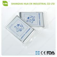 Großhandel Mylar Aluminium Notfall Decken 2016 made in China CE