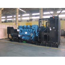 Bf-M1700 Baifa Mtu Series Open Type Diesel Generator