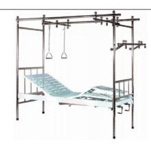 Thr-Tb050 2- ручная ортопедическая тяговая кровать