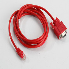 RS232 to RJ45 plug cable assembly