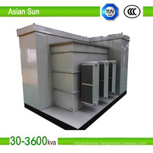 Box/American Type Combination Substation