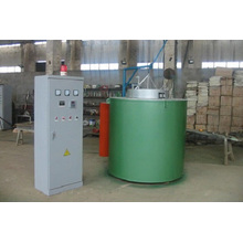 Gas Crucible Aluminum Alloy Melting Furnace Price