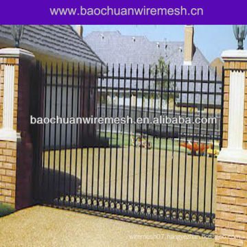 6 ft nice decorative wrought iron gates