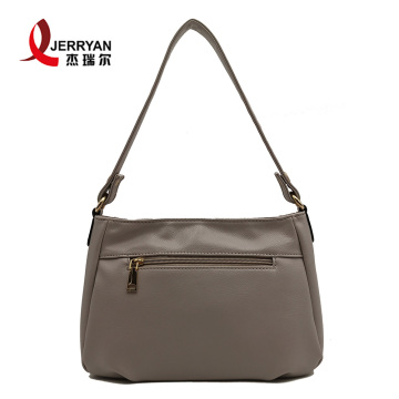 Bolso de hombro lateral gris Laste Fashion Ladies