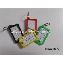 Signature C & Key Tags & Label & Plastic Keychain & Accessoires (DR-Z0163)