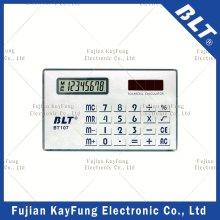 Calculadora de tamanho de cartão de nome de 8 dígitos (BT-107)