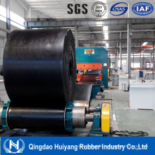 Chemical Industry Fabric Polyester Ep Acid and Alkali Resistant Rubber Conveyor Belt