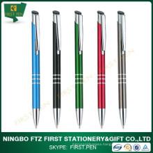 Factory Price Retractable Magnet Ball Pen