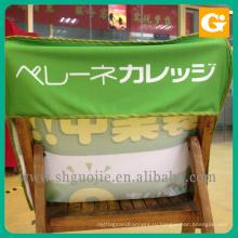 изготовленный на заказ флаг автомобиля Seat Обложка ткань печать