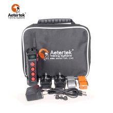 Aetertek AT-919C remote dog training collar 2 receivers